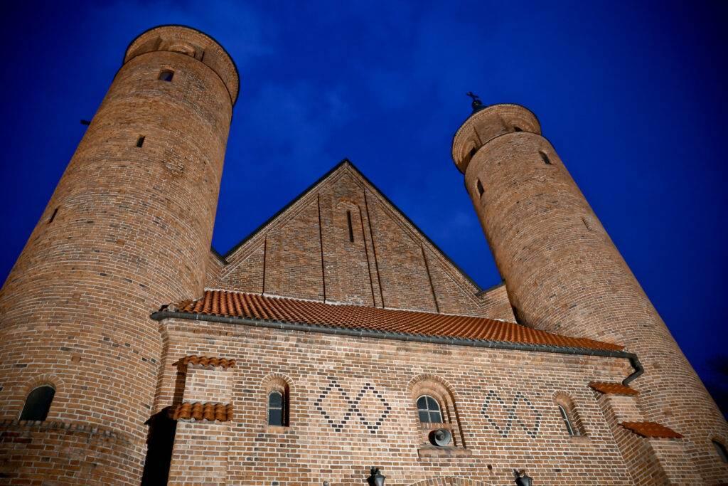 Kościół obronny Brochów