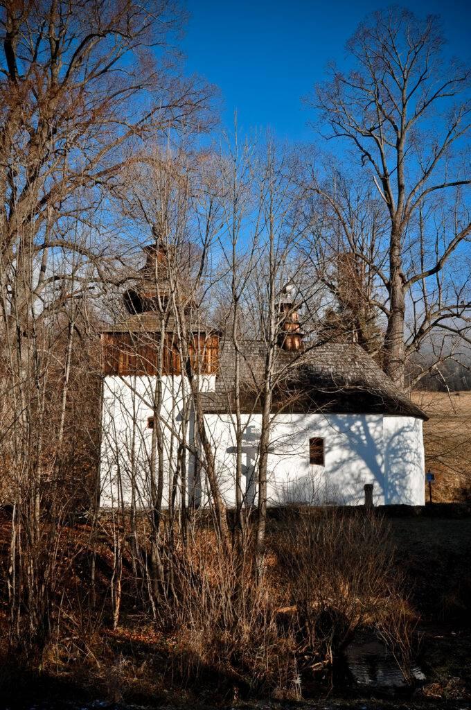 Cerkiew w Bielicznej Beskid Niski