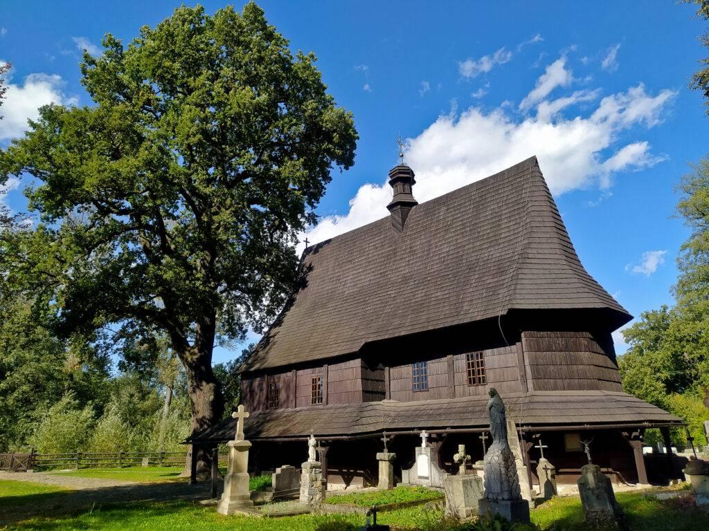 Kościół pw. św. Leonarda w Lipnicy Murowanej