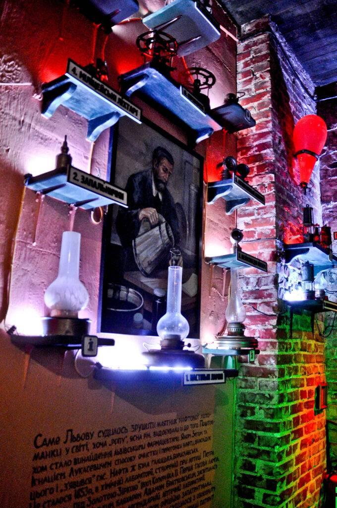Restauracja Gazowa Lampa Lwów