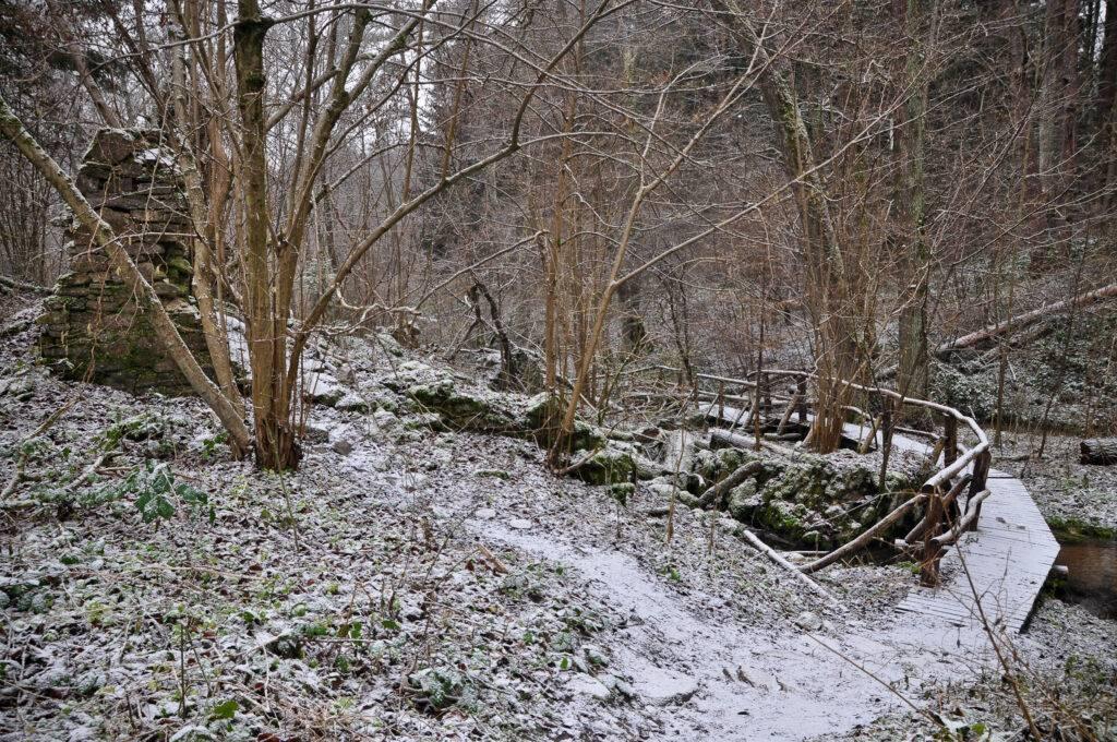 ścieżka przyrodnicza Rezerwat Czartowe Pole