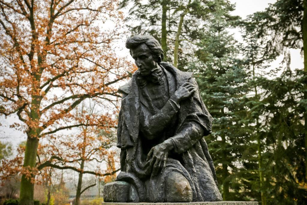 Pomnik Fryderyka Chopina Żelazowa Wola