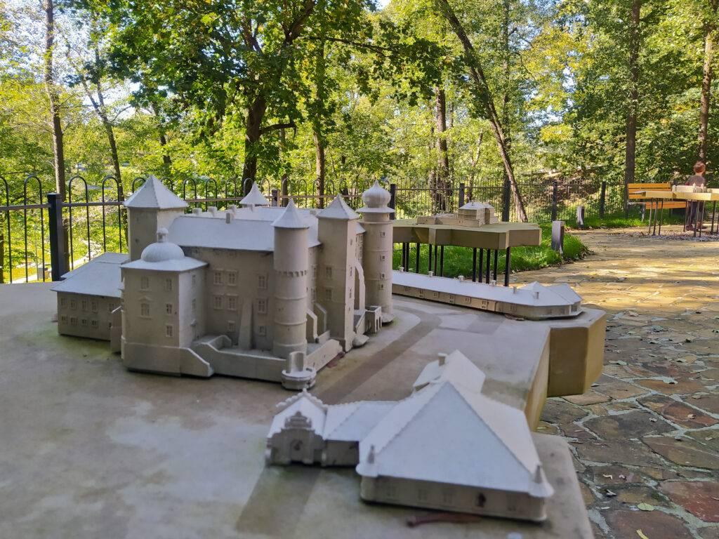 Park Miniatur w Nowym Wiśniczu