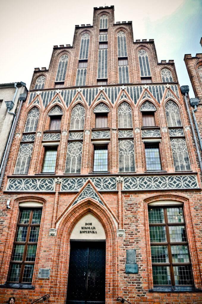 Dom Mikołaja Kopernika w Toruniu