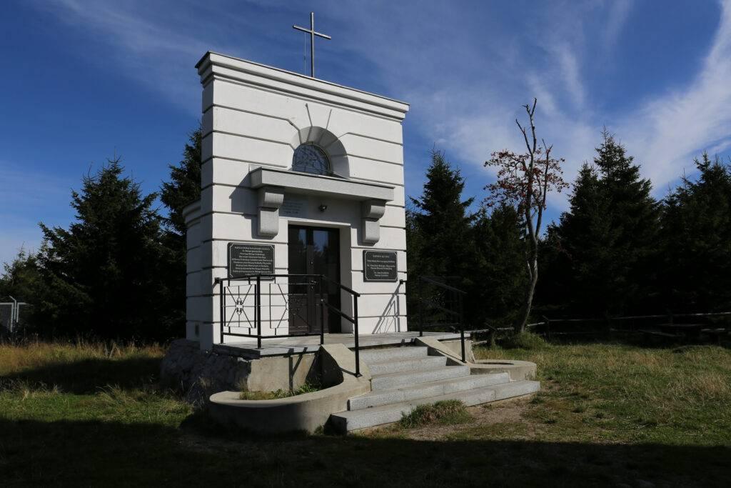 Kapliczka Wielka Sowa