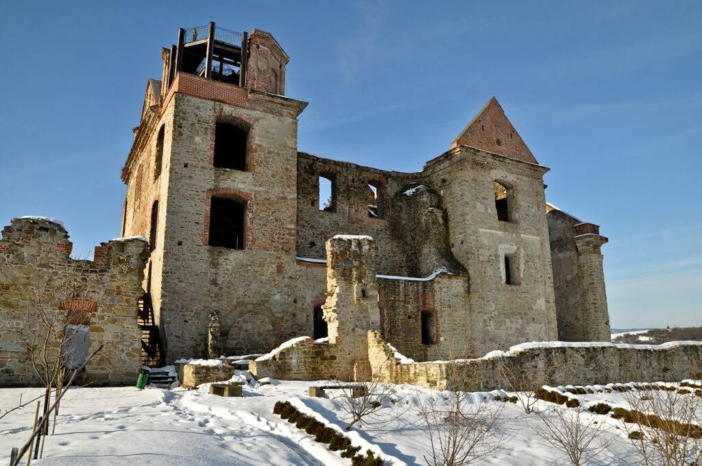 Zagórz klasztor karmelitów bosych