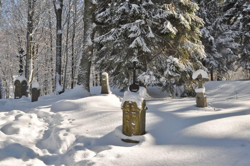 cmentarz Berehy Górne