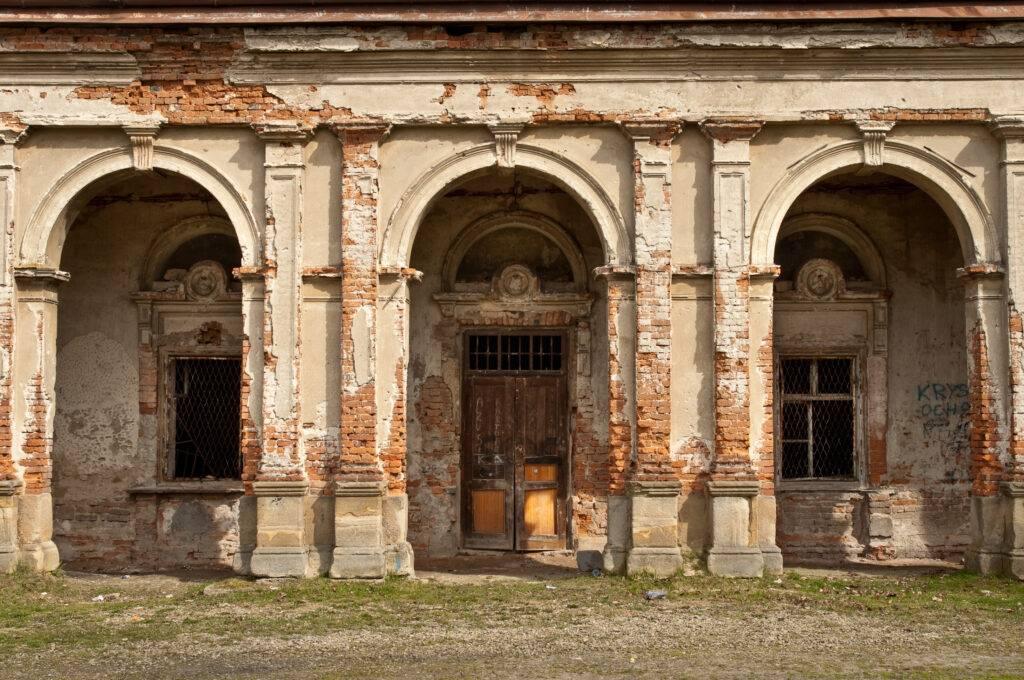Pałac w Brzyskach