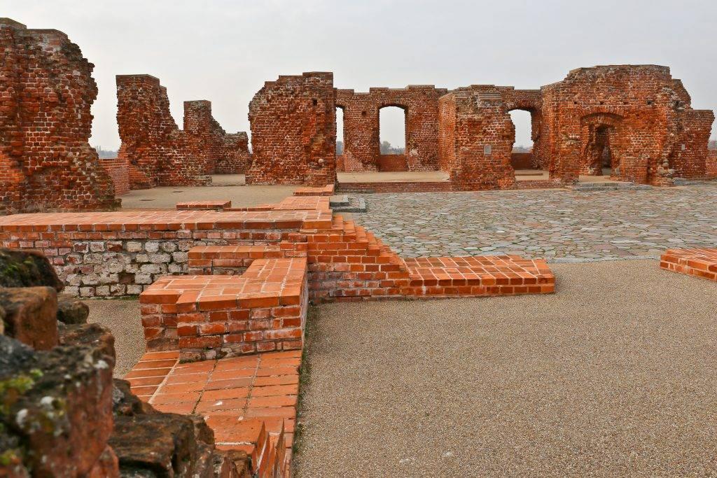 zamek na Mazowszu