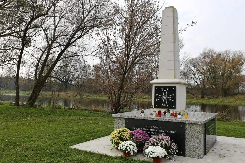 Pomnik Sochaczew