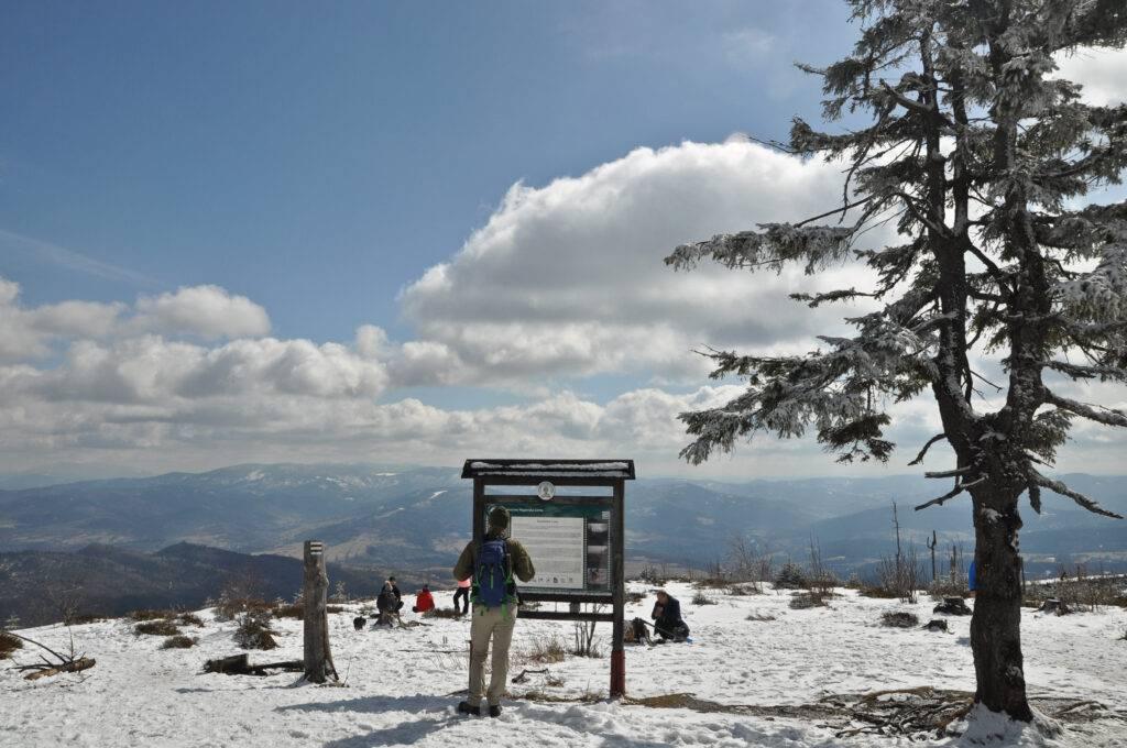 Szczyt Baraniej Góry
