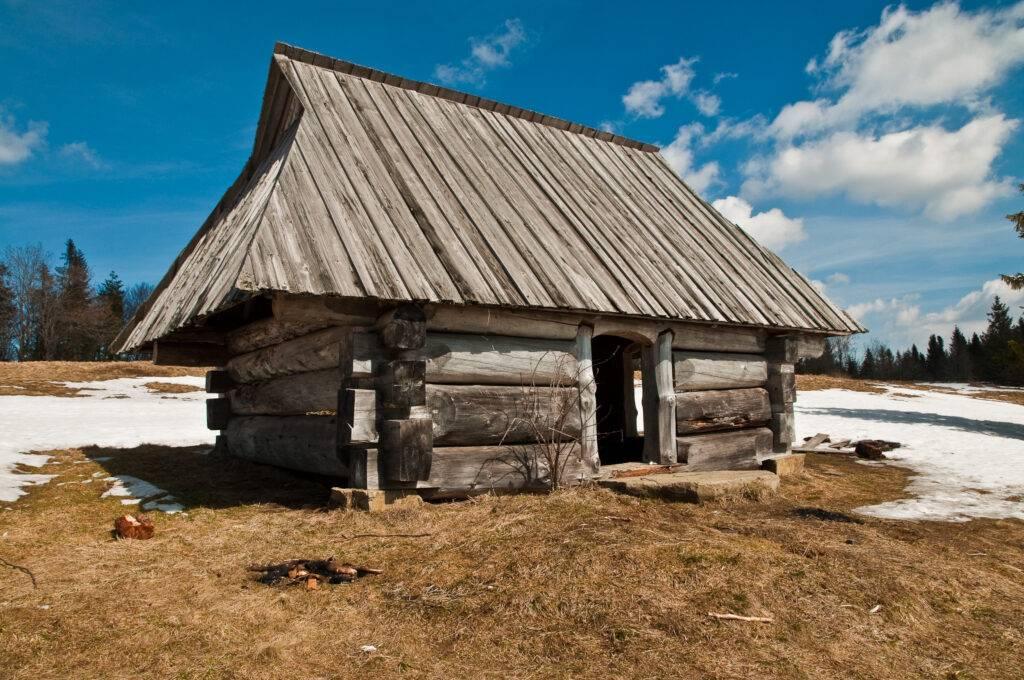 chata na Magurkach