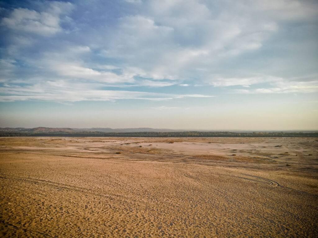 pustynia Błędowska