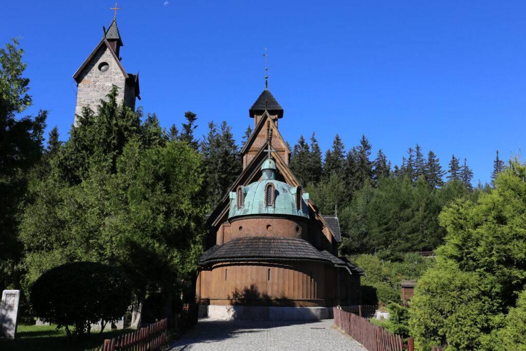 kościół Vang