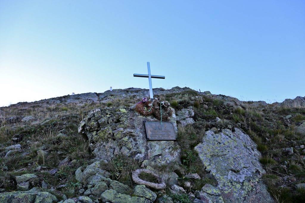 Krzyż na Śnieżce