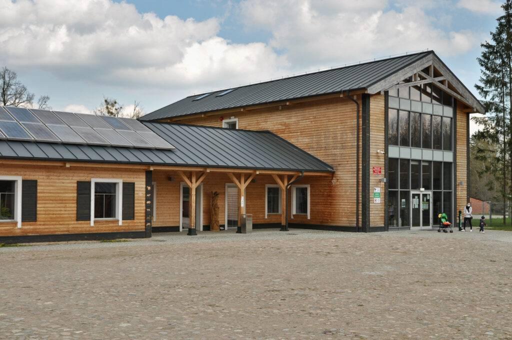 Muzeum edukacji Białowieskiego Parku Narodowy
