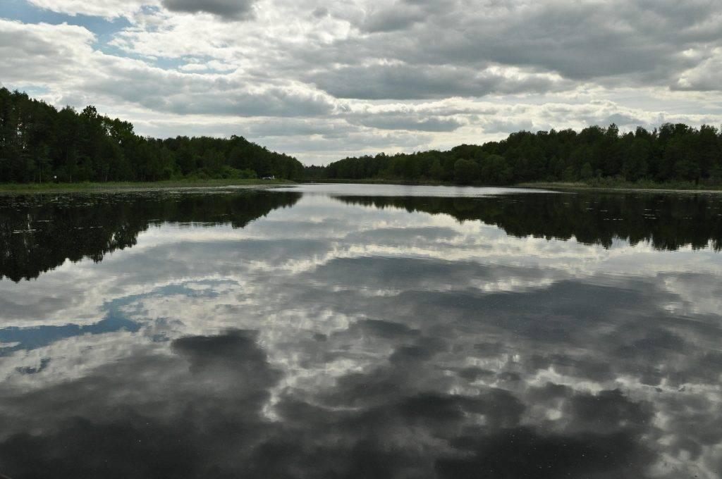 jezioro Topiło