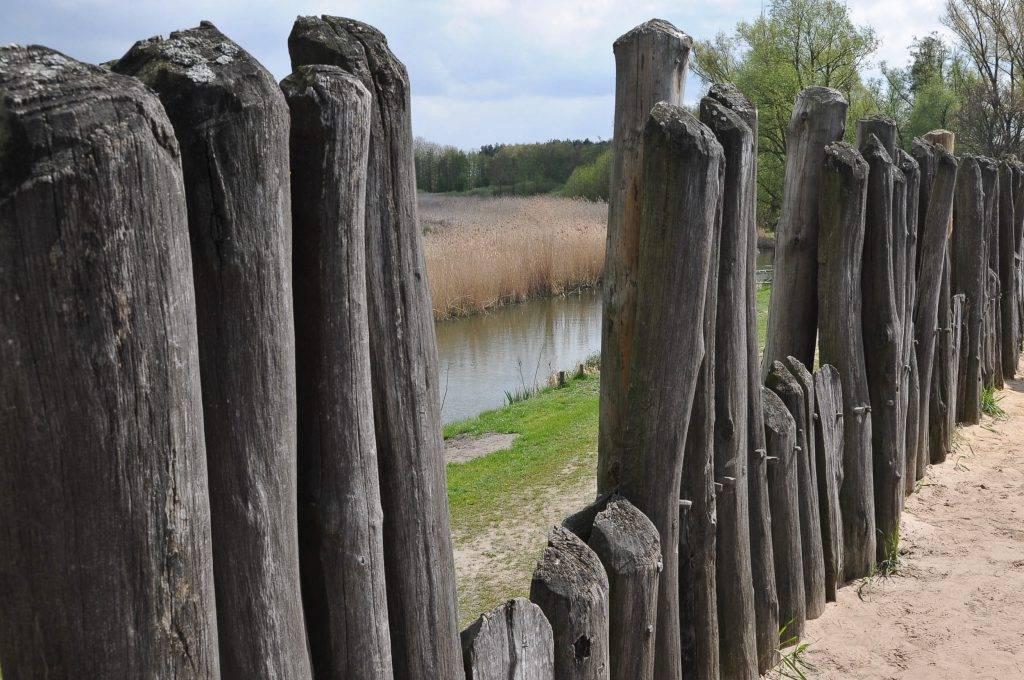 wioska piastowska