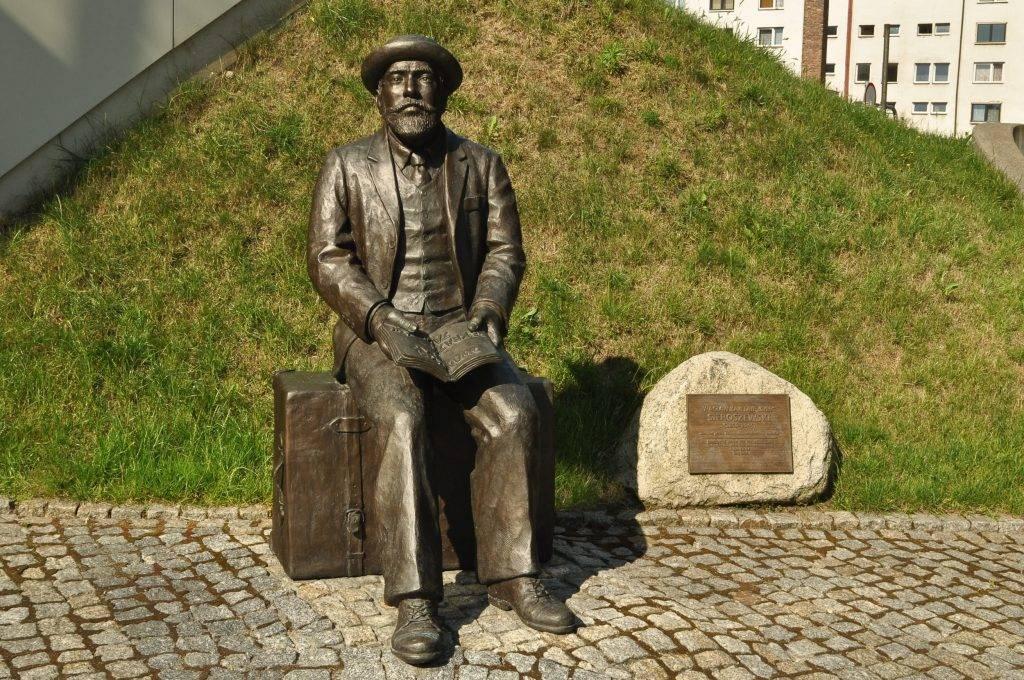 Pomnik Wacława Sieroszewskiego