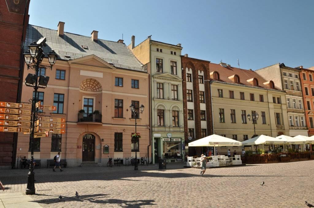Stare Miasto w Toruniu