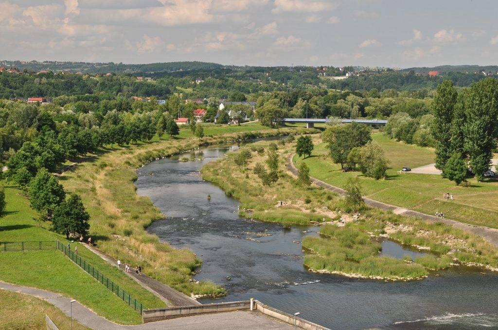 rzeka Raba