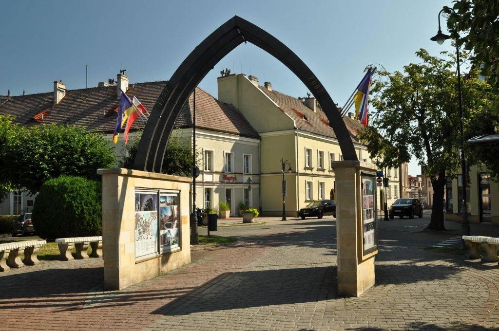 Brama Cieszyńska w Żorach