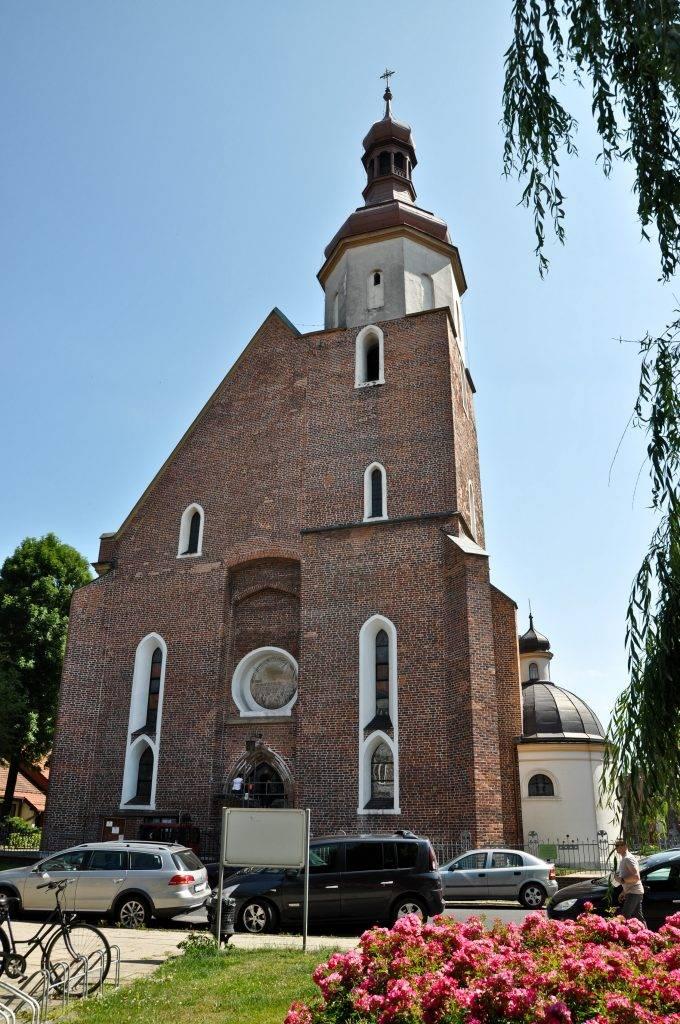 Kościół w Żorach