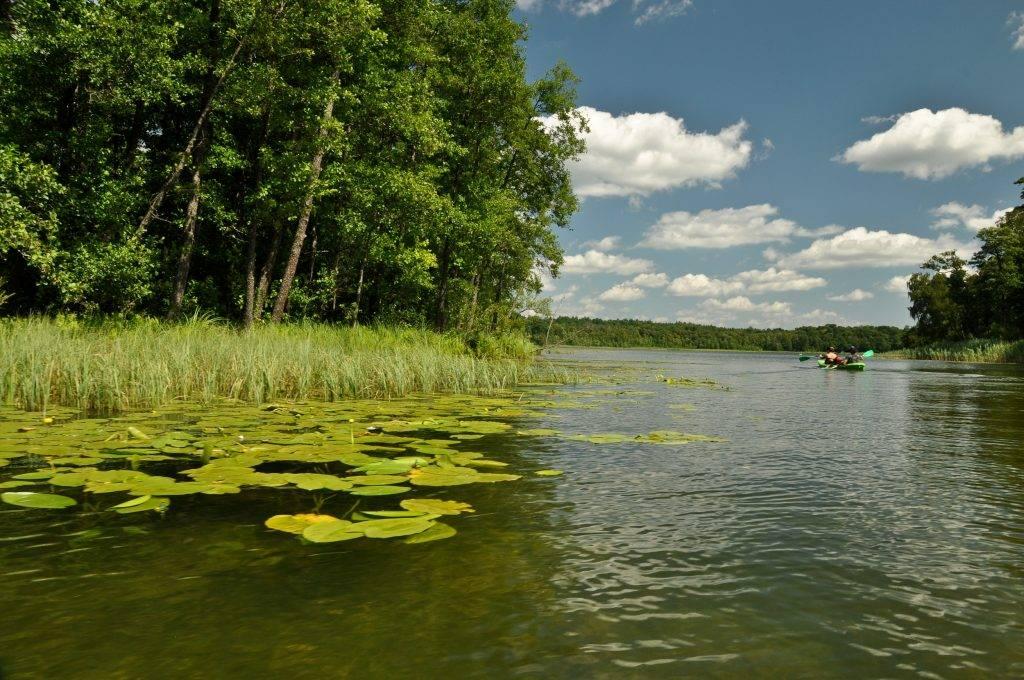 jezioro krutyńskie