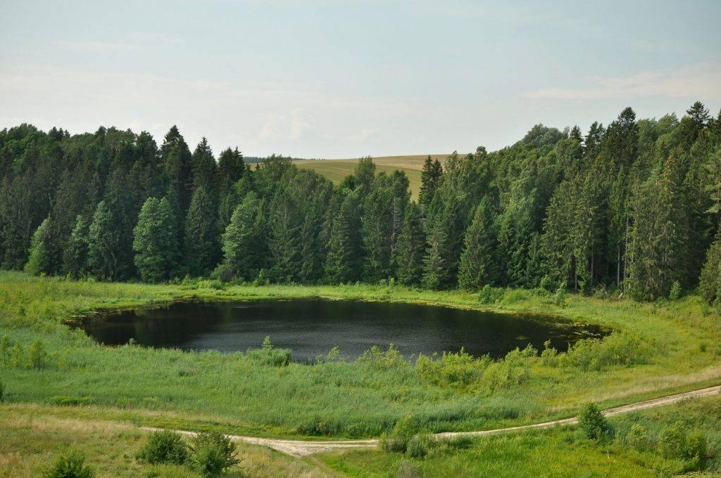 wybuchowe jezioro