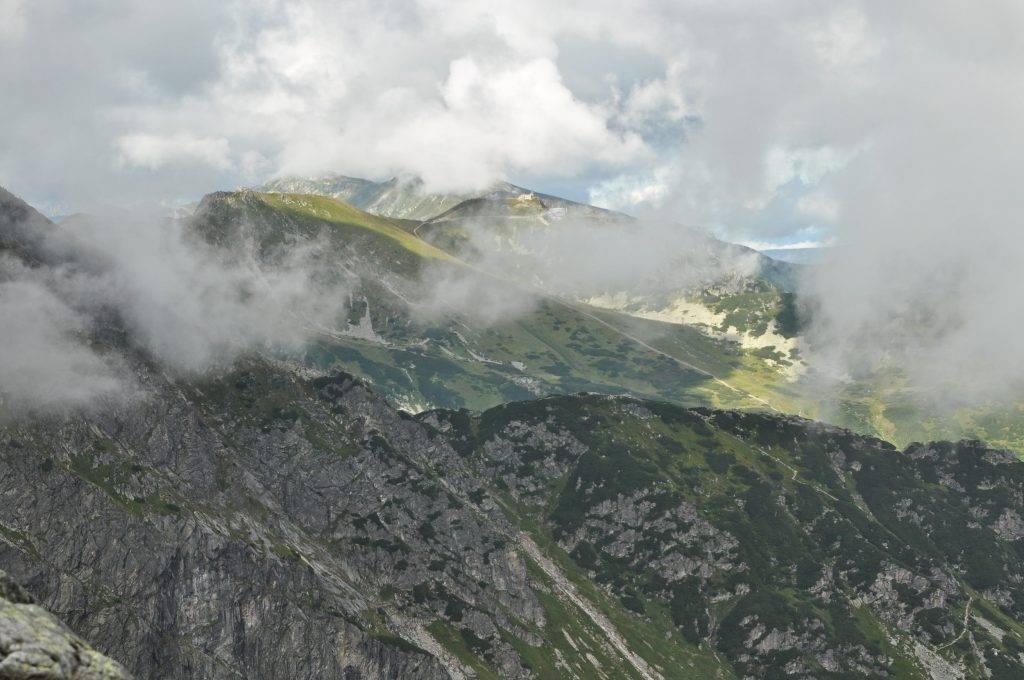 szlak na Granaty