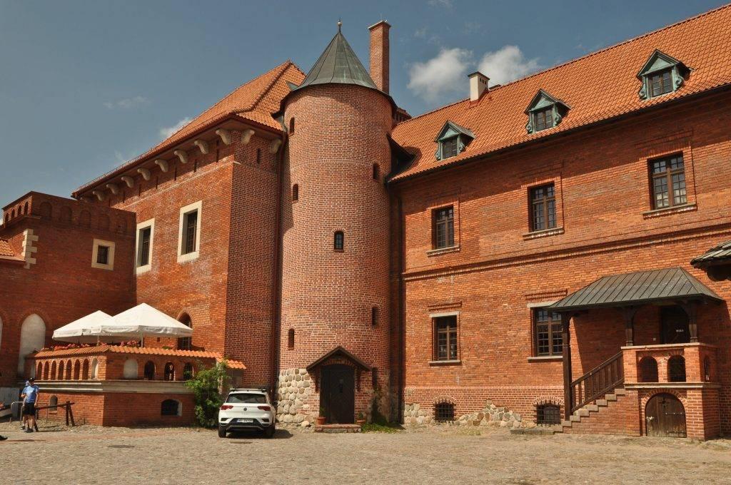 zamek Tykocin