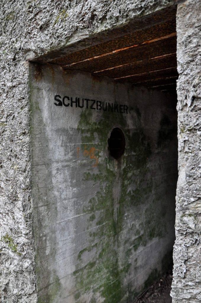 bunkier na Mazurach