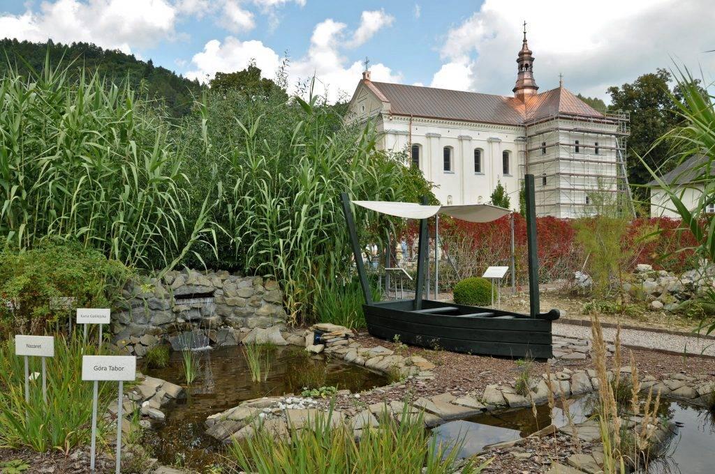 Ogród Biblijny Muszyna