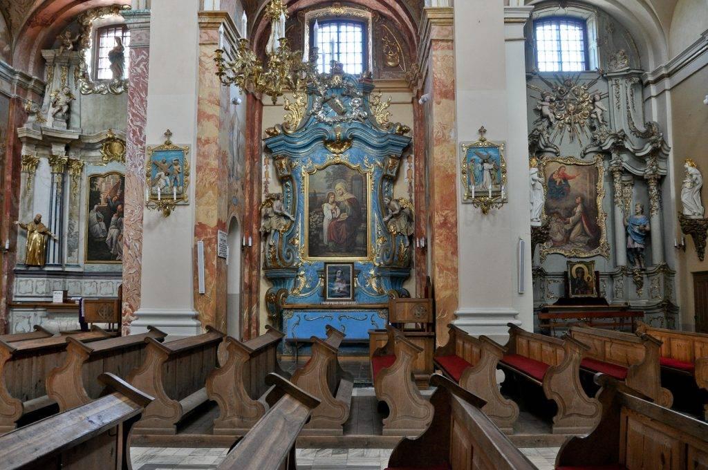 Klasztor w Wigrach
